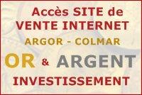 accès boutique ARGOR-COLMAR